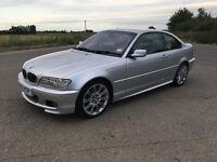 BMW 330ci 3.0 Coupe 2003 Facelift M-Sport 6 Speed Manual Harman&Kardon / Leather