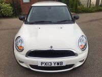 MINI ONE SPORT CHILLI 2013 ONLY 36K MILES 12 MONTHS MOT 2 OWNERS GOOD CONDITION