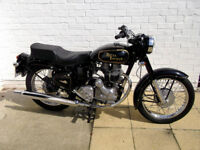 Royal Enfield 350 Bullet Superb Condition + Lots of Spares - 3000 miles from new LOOK!