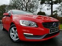 Oct 2014 Volvo S60 2.0 D3 163bhp Business Edition £30 Road TAX! Sat Nav, D.A.B. Radio, Internet, VSH