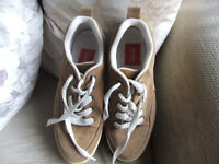 Gents Rockwood Down To Earth Shoes Size 8 ( 42 )