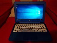 HP Stream Notebook - SSD - Cobalt Blue - Windows 10