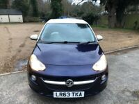 Vauxhall, ADAM, Hatchback, 2013, Manual, 1229 (cc), 3 doors