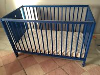 Ikea cot / bed