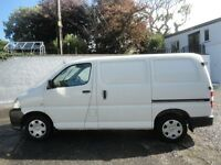 2011 Toyota Hiace . PSV to 11/06/17. Full service history