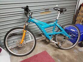 Raleigh Max lite HT3's mountain bike. Retro Aluminium MTB Excellent condition £60