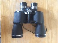 used in working condition binoculars 10-30-50mm