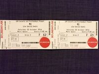 Two tickets to Mø at the Roundhouse tonight