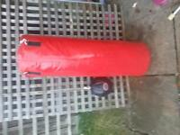 heavy weight punch bag