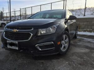 2015 Cruze 2LT Leather, Roof & Certified