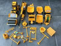 Roadwork Toy Vehicles and Accessories