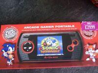 SEGA portable (retro games)