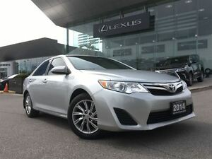 2014 Toyota Camry LE Sunroof Bluetooth