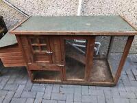 Lazy bones chicken / ducks / rabbit coop £55