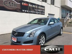 2013 Cadillac ATS LEATH BOSE *CERTIFIED*