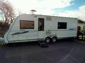 Compass Rallye 640 caravan + extras