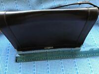 Brown 100% leather handbag