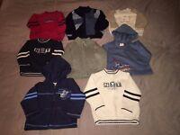 Baby boy clothes bundle, age 9-12 months, 33 items