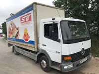 MERCEDES ATEGO 815 BOX LORRY 52REG FOR SALE