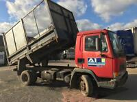 Daf 45 cage tipper Truck export