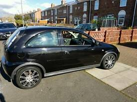Vauxhall Corsa 1.3CDTI, 3 door (Black)
