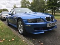 Stunning Blue, fantastic condition, BMW Z3M