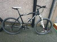Felt mountain bike full.size adults not giant Marin specialised