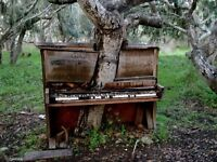 1 hour piano lesson, the art of improvisation without reading sheet music