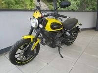 Ducati Scrambler Icon - Fitted with Yoshimura Exhaust!