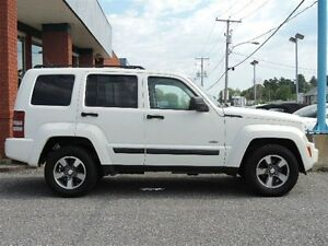 2008 Jeep Liberty NORTH EDITION 4X4