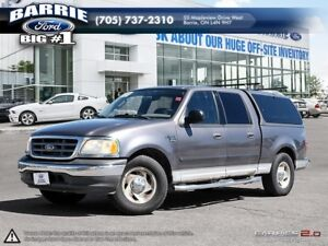 2003 Ford F-150 SuperCrew XLT