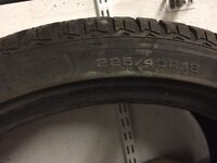 Quantity 4 Winter Tyres, very good condition