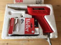 WELLER 8100D INSTANT HEAT GUN 240V 100 WATTS