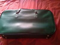 Set of lawn bowls with bowls bag