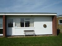 Self Catering Holiday Chalet. Hemsby Great Yarmouth. 6 Berth. Fully booked until 16th September
