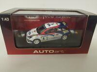 "Autoart Focus Focus WRC ""Carlos Sainz"" 1 43 Model"