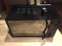 RUSSELL HOBBS RHM1714B Solo Microwave - Relatively New
