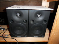 yamaha MSP5 Monitor speakers excellent unabused condition