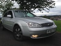 DIESEL!! 2006 FORD MONDEO TDCI ZETEC 6 SPEED 130 BHP IMMACULATE