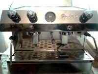 Manual Fracino Contempo 2 Group Coffee Machine - FREE TAMP