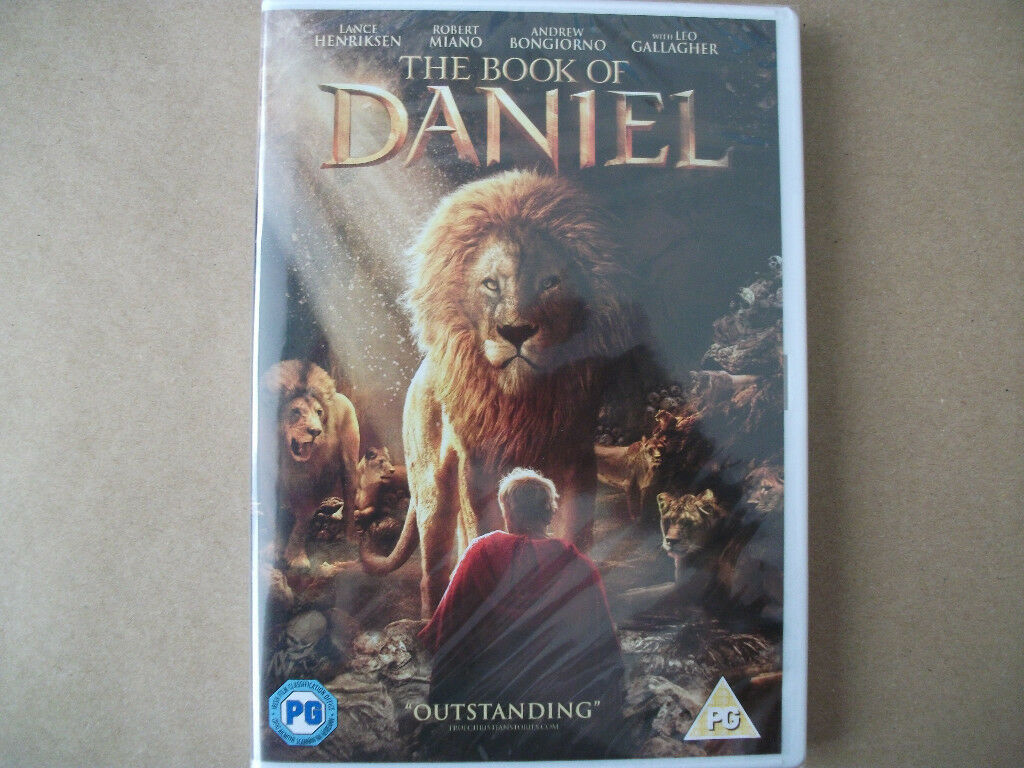 Free Christmas gift. The book of Daniel on dvd. Free to go to new ...