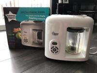 Tommie Tippee Baby Food Steamer Blender