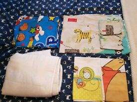 Toddler bed covers and duvet