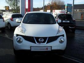 Nissan Juke VISIA (white) 2014-03-27