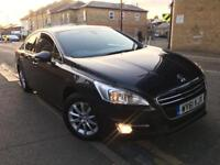 Peugeot 508 1.6 e-HDi SR EGC 4dr PCO UBER AUTOMATIC DIESEL 2012 CALL 07709297381