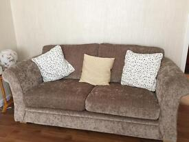 3&2 seater couches/sofa