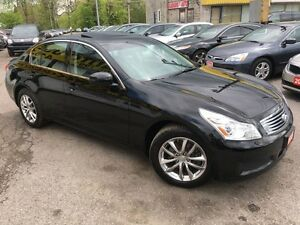 2008 Infiniti G35X Luxury/AWD/LEATHER/ROOF/LOADED/ALLOYS