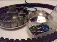 Polini variator kit to fit gilera nrg