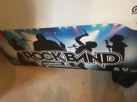 Wii rock band