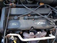 1.8 Petrol Focus Estate 2001 Full year MOT. No advisories. Reliable. Tow bar. New battery for MOT